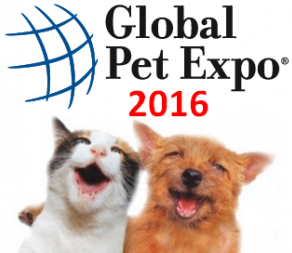 "GLOBAL PET EXPO 2016 – ""The Greatest Show on Earth"" is coming soon!"