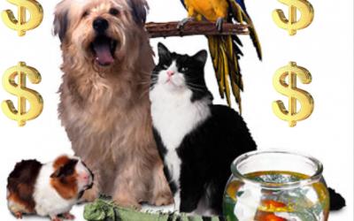 U.S. TOTAL PET SPENDING $63.4B…UP $2.6B: MID-YEAR UPDATE