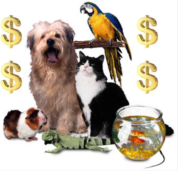 U.S. TOTAL PET SPENDING $63.4B…UP $2.6B: MID-YEAR UPDATE