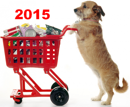 2015 Top 100 U.S. Retailers; $+4.9% 134,800 Stores with Pet Products…plus the internet!