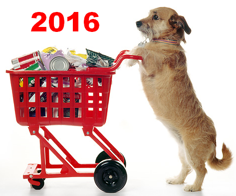Top 100 U.S. Retailers – Sales ↑3.5%  138,572 Stores with Pet Products……plus the Internet!