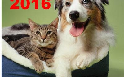 2016 U.S. PET SUPPLIES SPENDING $15.84B…UP ↑$0.94B