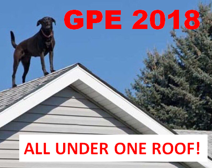 "GPE 2018 – It's ""All Under One Roof"" and Coming Soon!"
